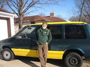 Packer Backer Van